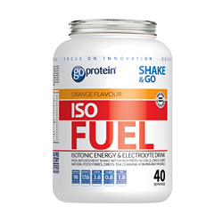 ISO FUEL Isotonic Sports Energy Drink