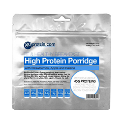 45g High Performance Protein Porridge (JUST ADD HOT WATER)