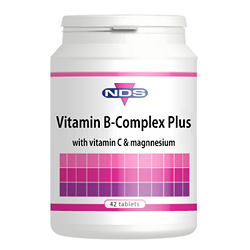 NDS Vitamin B-Complex Plus