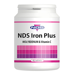 NDS Iron Plus [Food State]