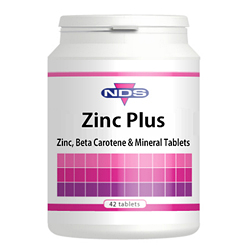 NDS Zinc Plus (Food State)