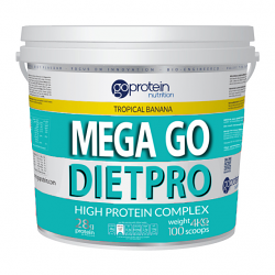 Mega Go Dietpro - for Men