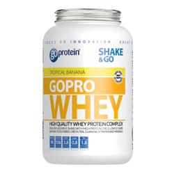 Gopro Whey Bodybuilding Protein