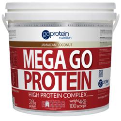 Mega Go Protein Lean