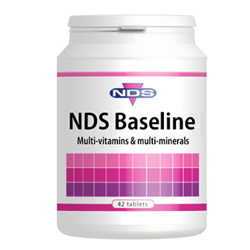 NDS Baseline Multivitamins (Food State)