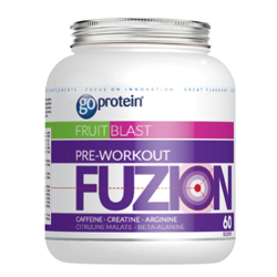 Pre-Workout Energy Fuzion Blast