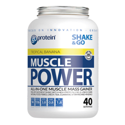 Muscle Power All-In-One Protein