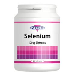 NDS Selenium 125 [Food State]